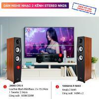 Dàn nghe nhạc 2 kênh Stereo BC-NN26
