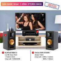 Dàn nghe nhạc 2 kênh Stereo NN30