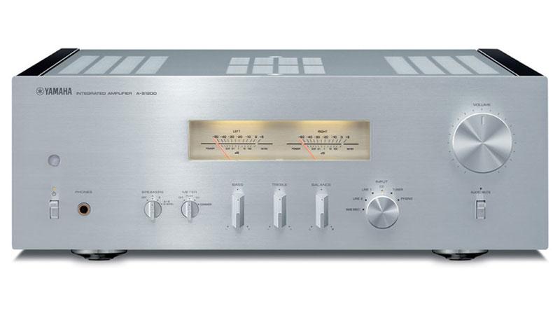 Amply Yamaha A-S1100 (Silver)