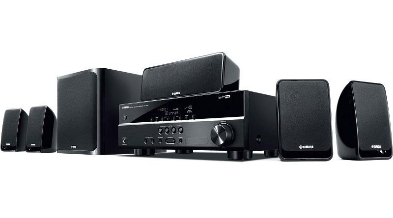 Dàn âm thanh 5.1 xem phim, nghe nhạc Yamaha YHT-1840