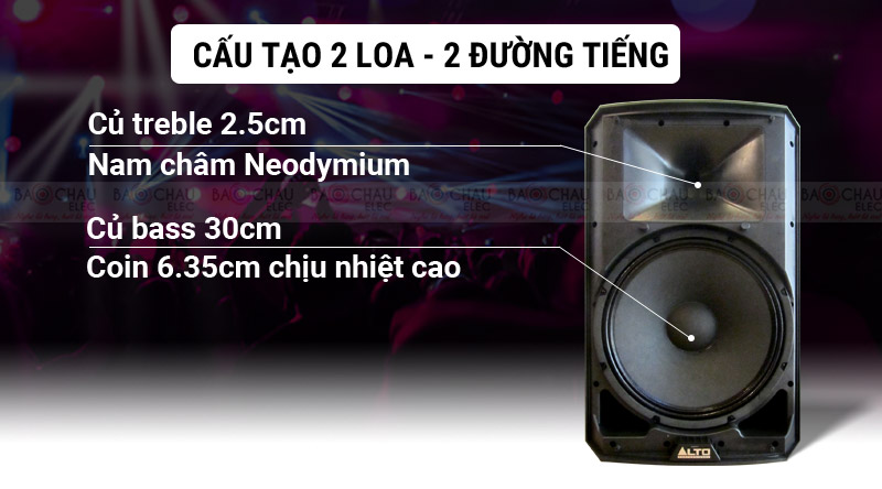 Loa Alto TS212W
