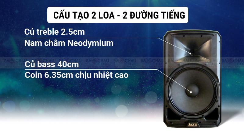 Loa Alto TS215W