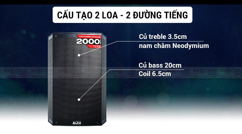Loa Alto TS308