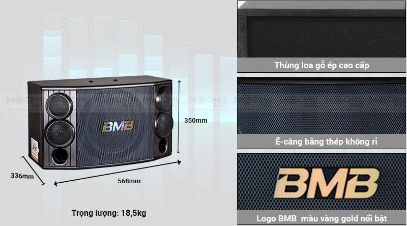 Loa BMB CSD-2000(SE)