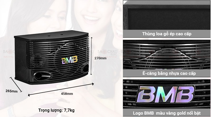 loa BMB CSN-300(SE)