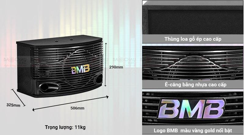 Loa BMB CSN-500SE