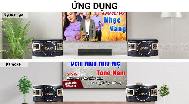Loa karaoke BMB CSV480