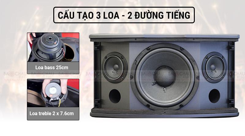 Loa karaoke JBL CV1052T
