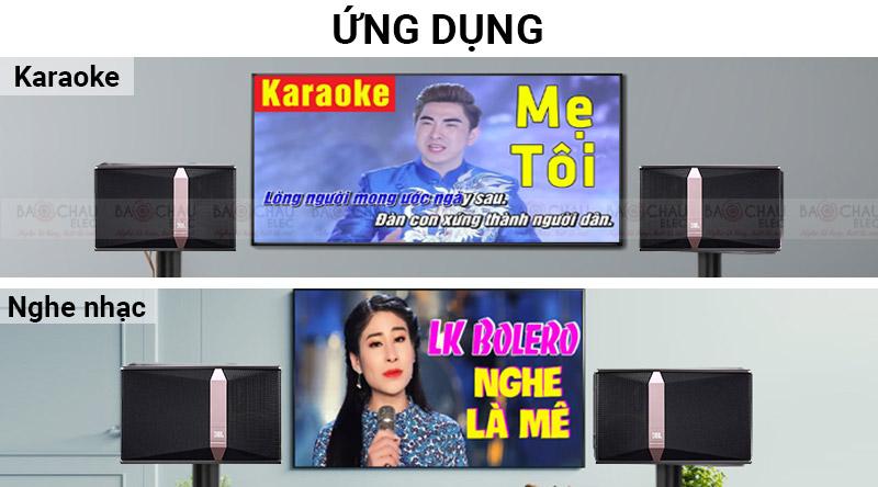 Loa karaoke JBL Ki510