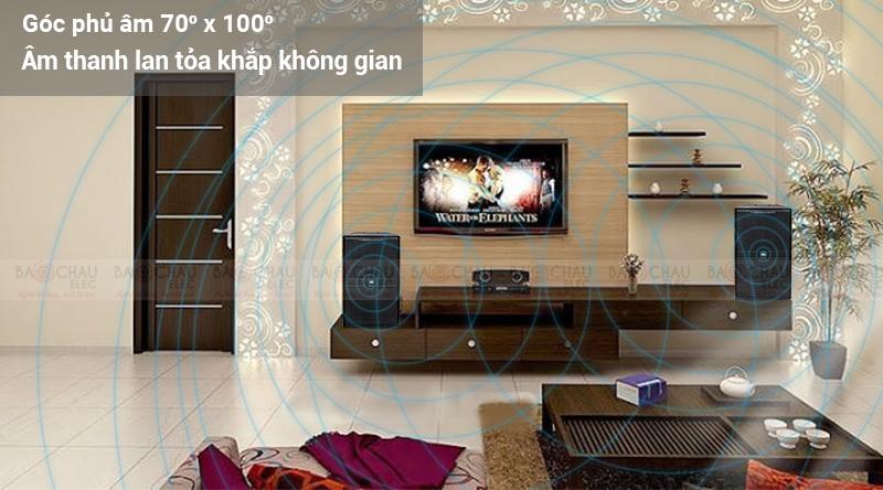 Loa karaoke JBL KP4010