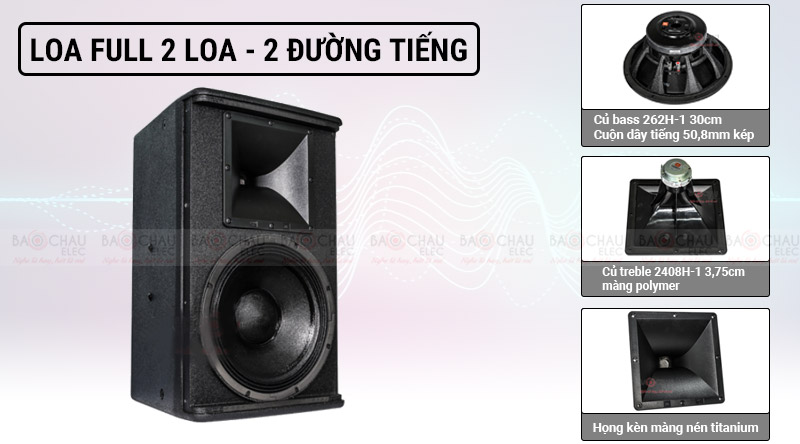 Loa karaoke JBL KP6012