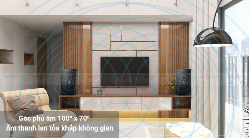 Loa karaoke JBL KPS
