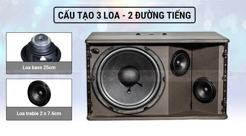 Loa karaoke JBL MK10