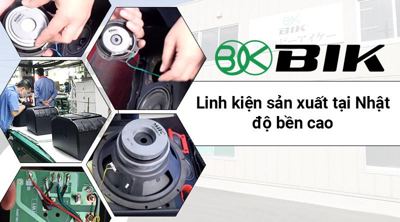 Loa karaoke Nhật BIK BJ-S968