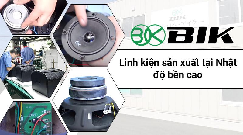 Loa karaoke Nhật BIK BQ-S63