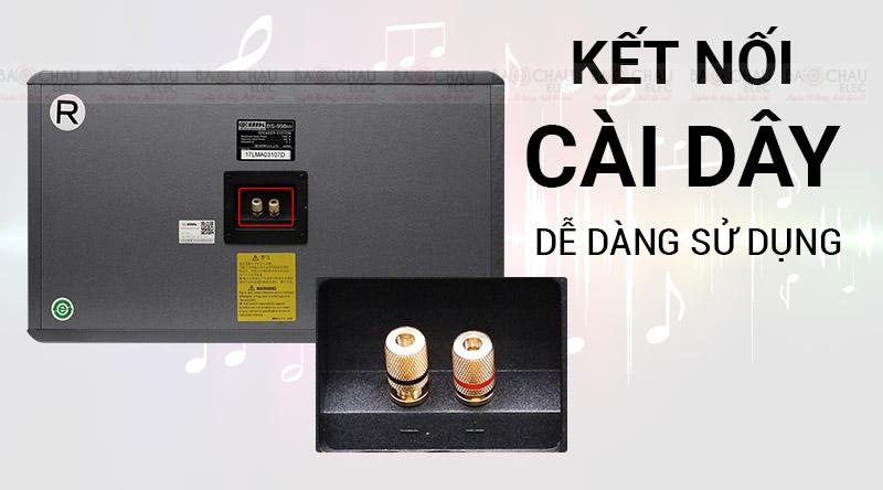 Loa karaoke Nhật BIK BS 998NV