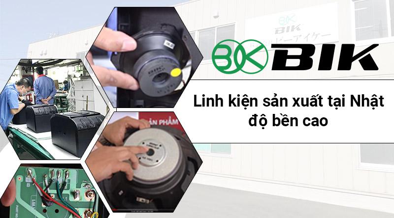 Loa karaoke Nhật BIK BS 999X