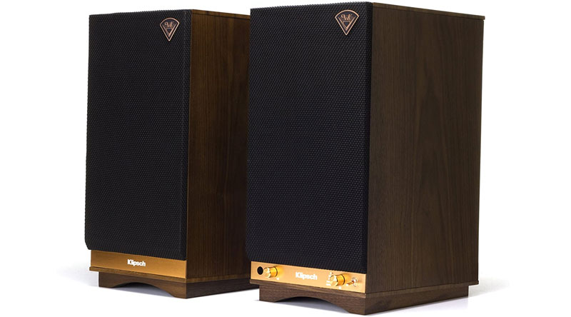 Loa nghe nhạc Klipsch The Sixes (Walnut)