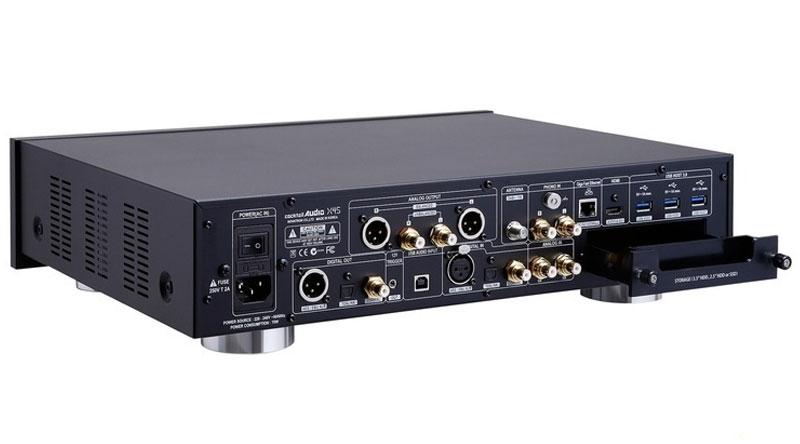 Music Server Cocktail Audio X45