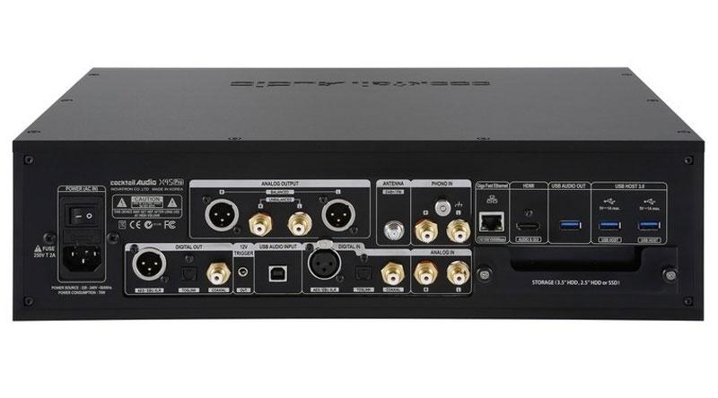 Music Server Cocktail Audio X45 Pro