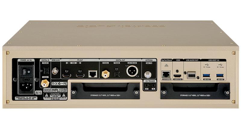 Music Server Cocktail Audio X50 Pro
