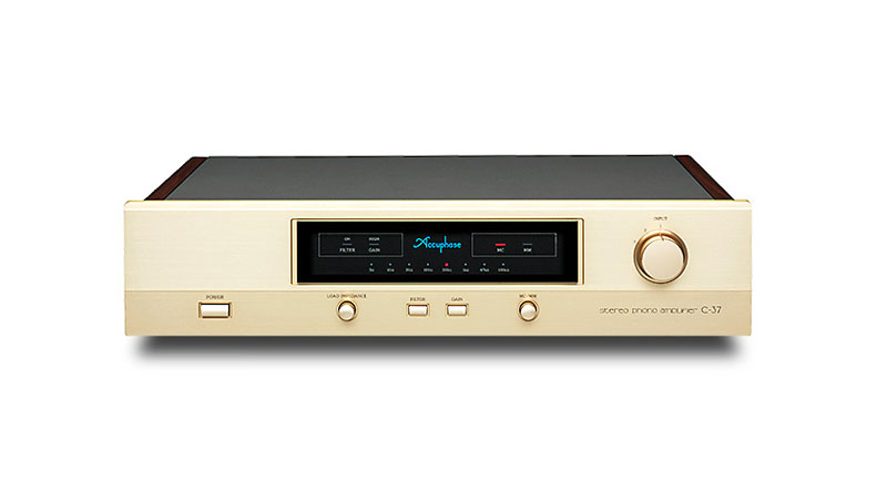 Pre Amply Accuphase C37 (sx:Japan)
