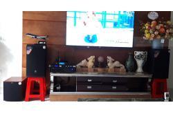 Dàn karaoke cao cấp gia đình anh Minh ở Thanh Hóa (JBL MTS12, Jamo J10, BIK VM620A, JBL KX180, JBL VM300)