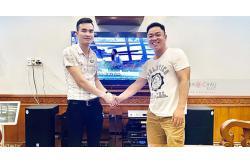 Dàn karaoke cao cấp gia đình anh Trang ở Gò Vấp (PRX412M, PRX418S, KVS700, BCE 9200+, BCE VIP3000, Plus 4TB, VietKTV 22 inch)