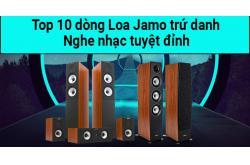 Top 10 dòng Loa Jamo trứ danh nghe nhạc tuyệt đỉnh