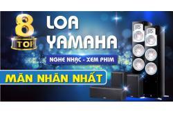 Top 8 loa Yamaha nghe nhạc hay và xem phim mãn nhãn nhất