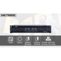 Cục đẩycông suất SAE TX800Q (4 kênh- Vua karaoke)
