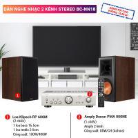 Dàn nghe nhạc 2 kênh Stereo BC-NN18
