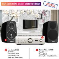 Dàn nghe nhạc 2 kênh Stereo BC-NN21