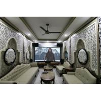 Thiết kế phòng chiếu phim tại Biệt Thự Ciputra