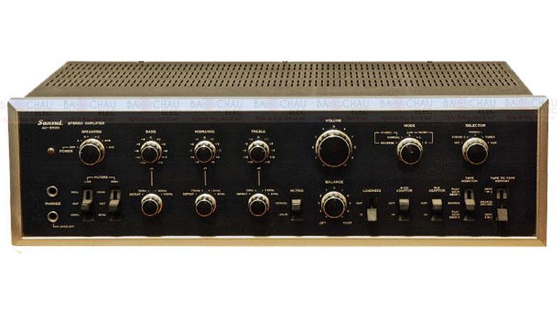 Amply Sansui 9500