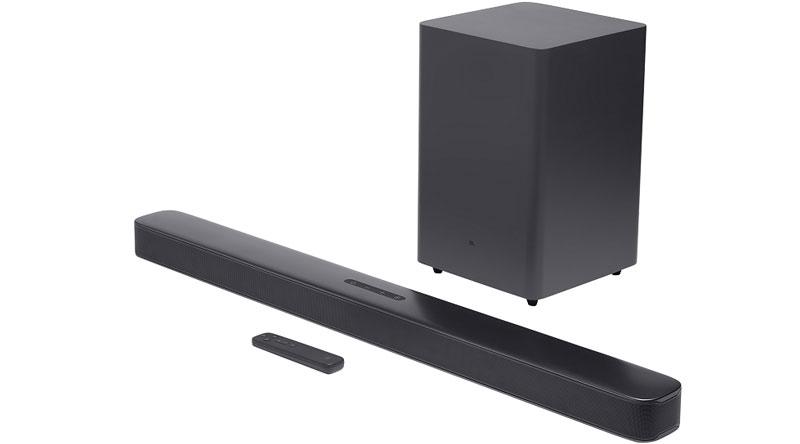 Bộ loa Soundbar JBL Bar 2.1