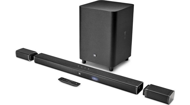 Bộ loa Soundbar JBL Bar 5.1