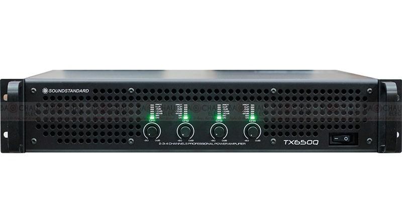 Cục đẩy công suất SoundStandard TX650Q