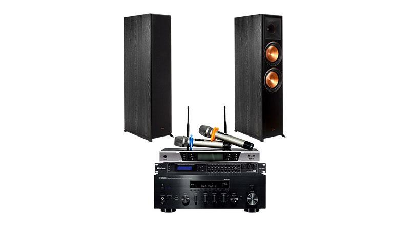 Dàn karaoke - nghe nhạc 2020-03