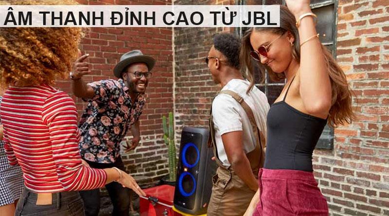 Loa bluetooth JBL âm thanh đỉnh cao