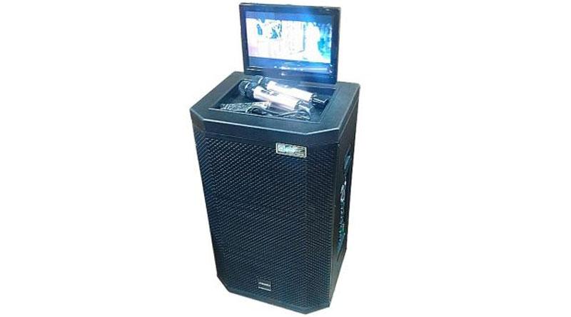 Loa kéo di động Sansui SA2-15 + Màn hình LCD 14 inch