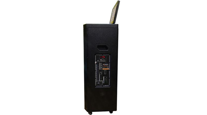 Loa kéo di động Sansui SA2-212 + Màn hình LCD 14 inch