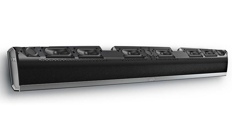 Loa Soundbar Denon DHT-S716H