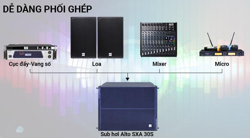 Loa sub Alto SXA 30s
