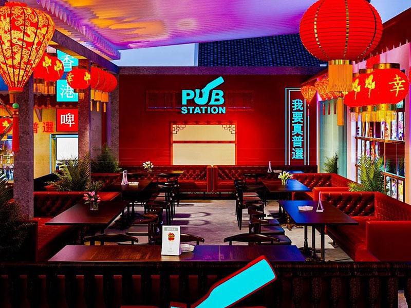 Lựa chọn thiết kế quán Pub, Bar với cách bài trí vật dụng kỹ lưỡng