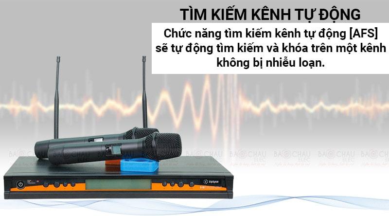 Micro không dây Relacart X-10