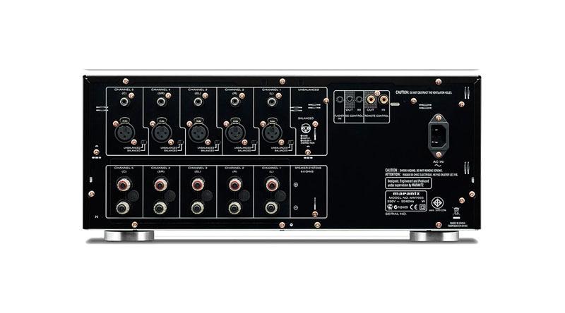 Power ampli Marantz MM7055