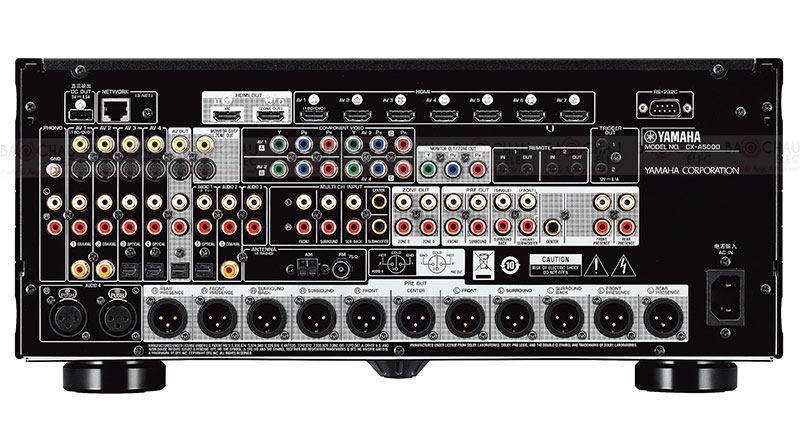 Pre Amply Yamaha CX A5000