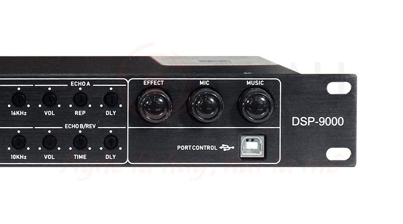 Vang số chỉnh cơ Bksound DSP-9000 (Black)