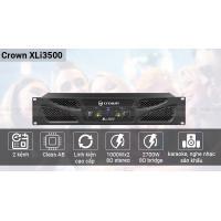 Cục đẩy công suất Crown XLi3500